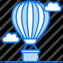 adventure, air balloon, air transport, fire balloon, hot air balloon, parachute balloon
