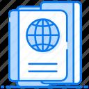 passport, travel, travel pass, travel permit