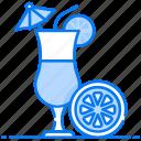 cocktail, glass, lemonade, margarita, martini, summer drink
