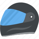 bicycle helmet, bike helmet, helmet, motorcycle helmet, racing helmet icon