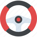 car controlling, car wheel, dashboard, steering wheel, travelling icon