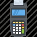 cash register, cash terminal, digital payment system, payment method, procredit icon