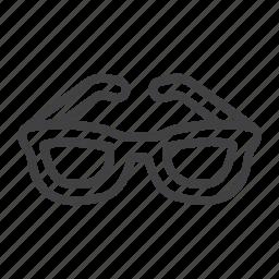 eye, fashion, glasses, sun, tourism, travel icon