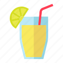 alcohol, bar, cocktail, drink, glass, party, tropical icon
