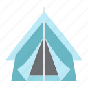 adventure, camping, summer, tent, tourism, travel icon