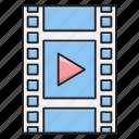 cinema, film, movie, reel, video