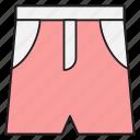 cloth, fashion, nicker, trouser, wear icon