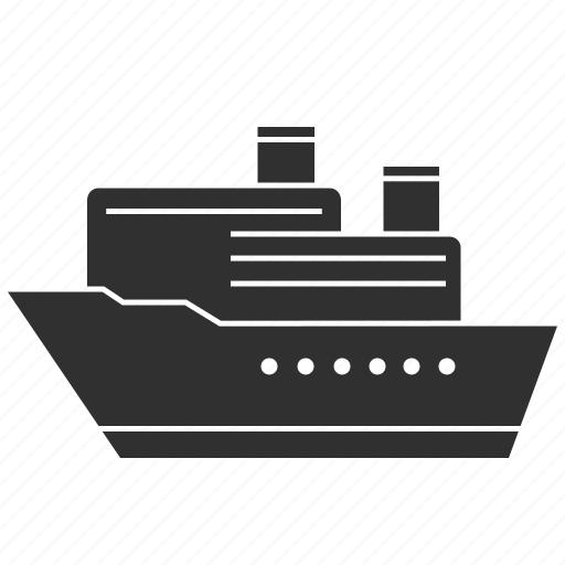 boat, liner, ship, transport, travel, trip, vacation icon