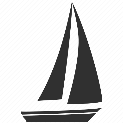 Sailing Boat Icon Pictures