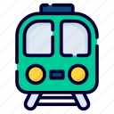 train, transport, travel, transportation, railway, station, subway