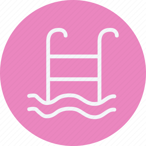 diving, ocean, pool, sea, swim, swimming, water icon