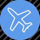 airplane, aeroplane, air, flight, fly, plane, transportation
