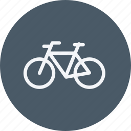bicycle, bike, cycle, cycling, ride, transport, vehicle icon