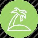 island, islands, world icon