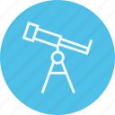 astronomy, experiment, laboratory, science, space, telescope, universe icon