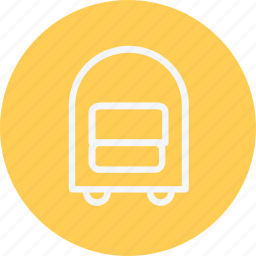bag, baggage, luggage, suitcase, travel, trolley, trolly icon