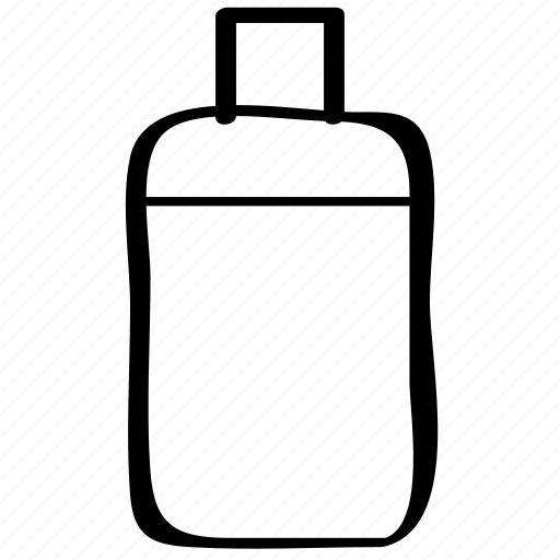 bottle, drink, good, message icon