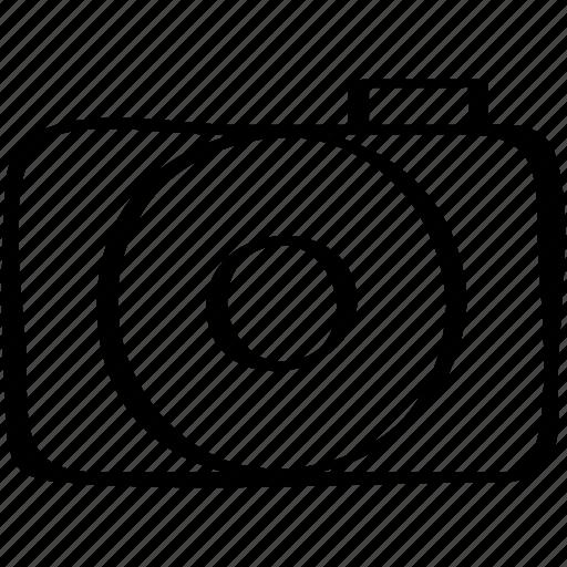 camera, device, digital icon