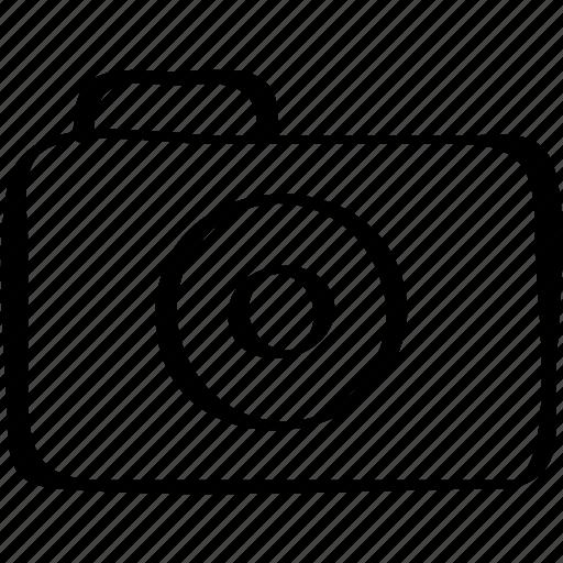 camera, memory, travel, vacation icon