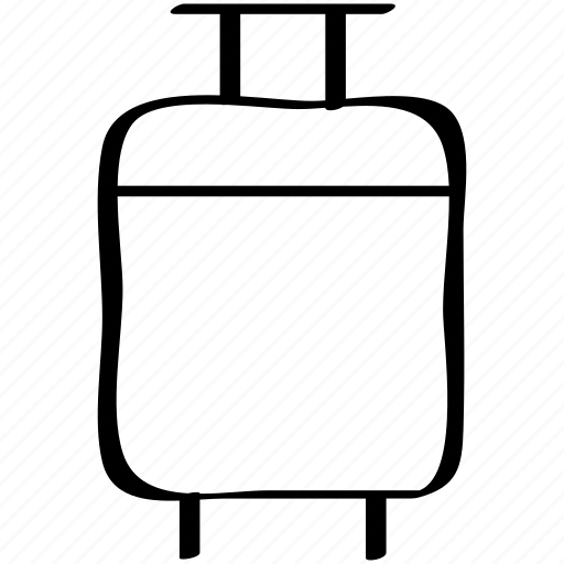 bag, carry, luggage icon