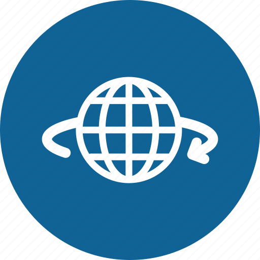 ball, earth, travel, travelling, vacation icon