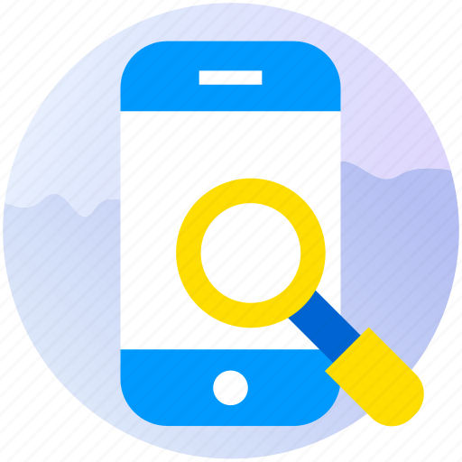 apps, booking, find, look, search, travel, trip icon