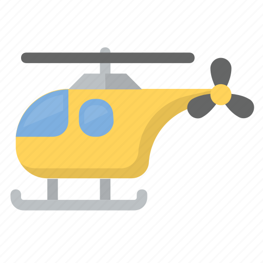 heli, helicopter icon