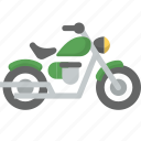 bike, cycle, dirtbike, harley, motorcycle, roadbike, roadster icon