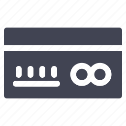 card, credit, essentials, payment, travel icon