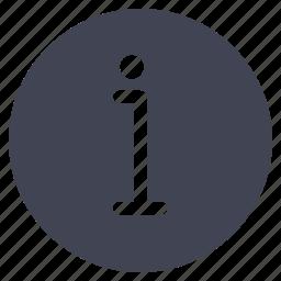 essentials, info, information, service, travel icon