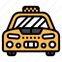 car, taxi, transportation, travel, uber icon