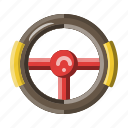 steering, car, wheel, steer, vehicle