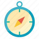 compass, location icon