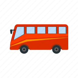 bus, public, tour, transport, transportation, travel, vehicle icon