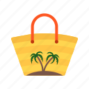 baggage, handbag, luggage, summer, travel, trip, vacation icon