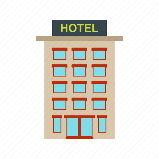 bell, hotel, lobby, reception, road, service, travel icon