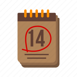 appointment, business, calendar, date, marked, travel icon