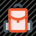 backpack, travel gear, outdoor, rucksack, bag, knapsack, tourism