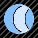 ball, beach, summer icon