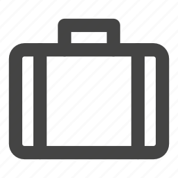 bag, holiday, suitcase, travel, vacation icon