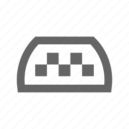 car, delivery, shipping, taxi, traffic, transportation icon