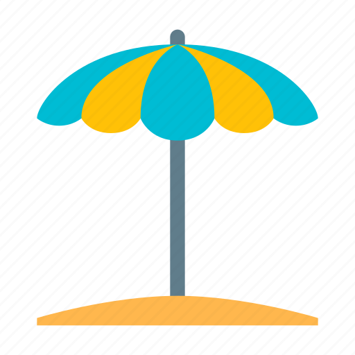 beach, protection, summer, umbrella, vacation icon