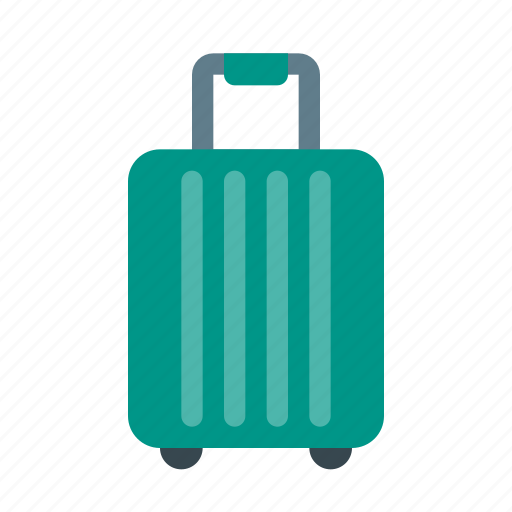 bag, business, flyght, luggage, suitcase, tourism, travel icon