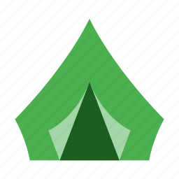 camping, tent, tourism, tourist, travel, vacation icon