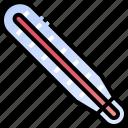 travel, thermometer, temperature, fever