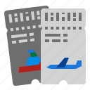 airplane, boat, ship, ticket, travel