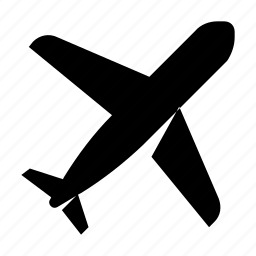 airport, flight, plane, port icon