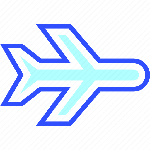 adventure, airplane, holiday, leisure, transportation, travel icon