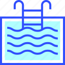 adventure, holiday, leisure, pool, swimming, transportation, travel icon