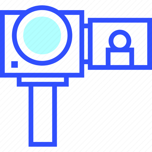 adventure, holiday, leisure, transportation, travel, vlog icon
